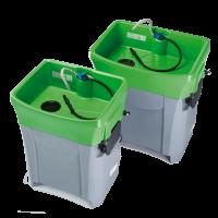 Bio Circle Pinselwaschtisch - umweltfreundliche ökologische Reinigung