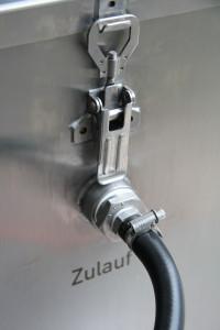 Rohrreinigungsanlage - Reinigung Kühlkanäle - Reinigung Gewerbe Industrie