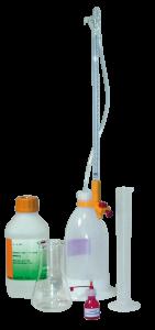 Zubehör Reiniger - Titrationsbesteck