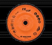 FX Reinigungsrad auf Stützteller