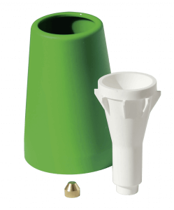 Auftragssystem für keramisches Düsenspray - TASK PRO für  E-WELD Nozzle