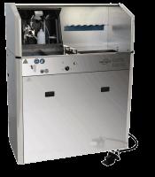 automatische Reinigungsstation aus Edelstahl - Reinigung Industrie Gewerbe
