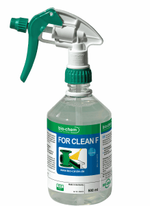 FOR CLEAN