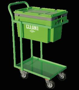 Etagenwagen für CLEAN BOX