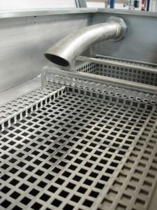Reinigungsanlage Rohre, Wärmetauscher - Reinigung Industrie