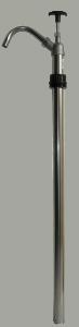 Zubehör Reiniger - Edelstahl Handpumpe