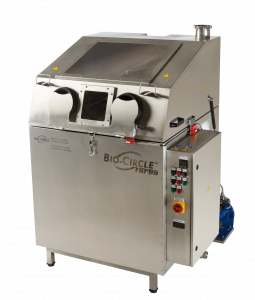 Reinigungssystem Turbo edelstahl - Reinigung Industrie Gewerbe