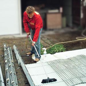 UNO W - Werkstattreiniger - Fussbodenreiniger - Bodenreinigungsgeräte