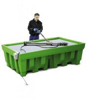 Reinigungssystem für Industrie - Teile reinigen Werkstücke
