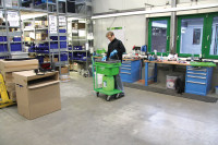CLEAN BOX - mobiles Reinigen - Tauchbox zum Vorreinigen