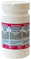 Tissues nettoyage et entretien special inox  METAFLUX 75-55
