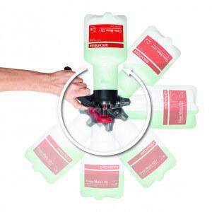 Bichmeier Sprüher Clean.Matic 1.25 P 360° Drucksprühgerät für saure Produkte