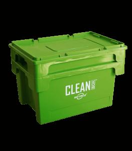 Reinigungsbehälter Reinigungsbox - hocheffektive Reinigung