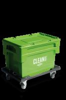 Reinigungsbehälter Reinigungsbox - effektive Reinigung