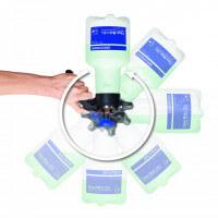 Bichmeier Sprüher Clean.Matic 1.25 E  360° Drucksprühgerät für alkalischeProdukte