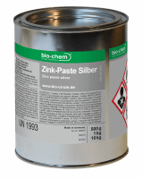 Zink-Paste Silber bio-chem