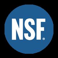 NSF-Produkte Mefaflux