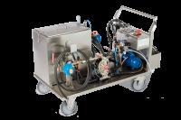 Reinigung Kühlkanäle - Kunststoffspritzguss - Reinigung Industrie Gewerbe