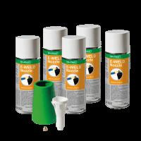 Auftragssystem für keramisches Düsenspray - TASK PRO für  E-WELD Nozzle Starterset
