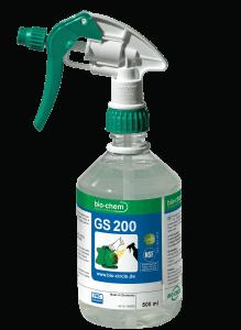 GS 200 - élimination des contaminants extrêmes