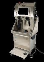 Reinigungsmaschine Verunreinigung - Reinigung - mit Hochdruck reinigen