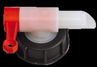 Ablasshahn fürs einfache Umfüllen - Zubehör Reiniger - Reinigen