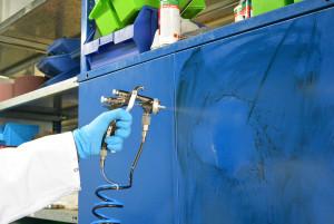 Auftragssystem - Autrasys - effiziente, schnelle und sicherer Art Reingier aufzutragen