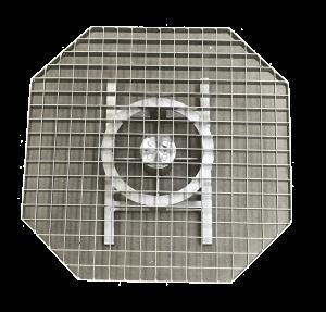 VA Drehteller für Bio-Circle HP