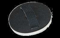 Zubehör Reiniger - Moosgummi - Handschleifteller