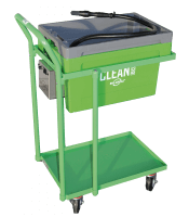 CLEAN BOX Flow - Etagenwagen